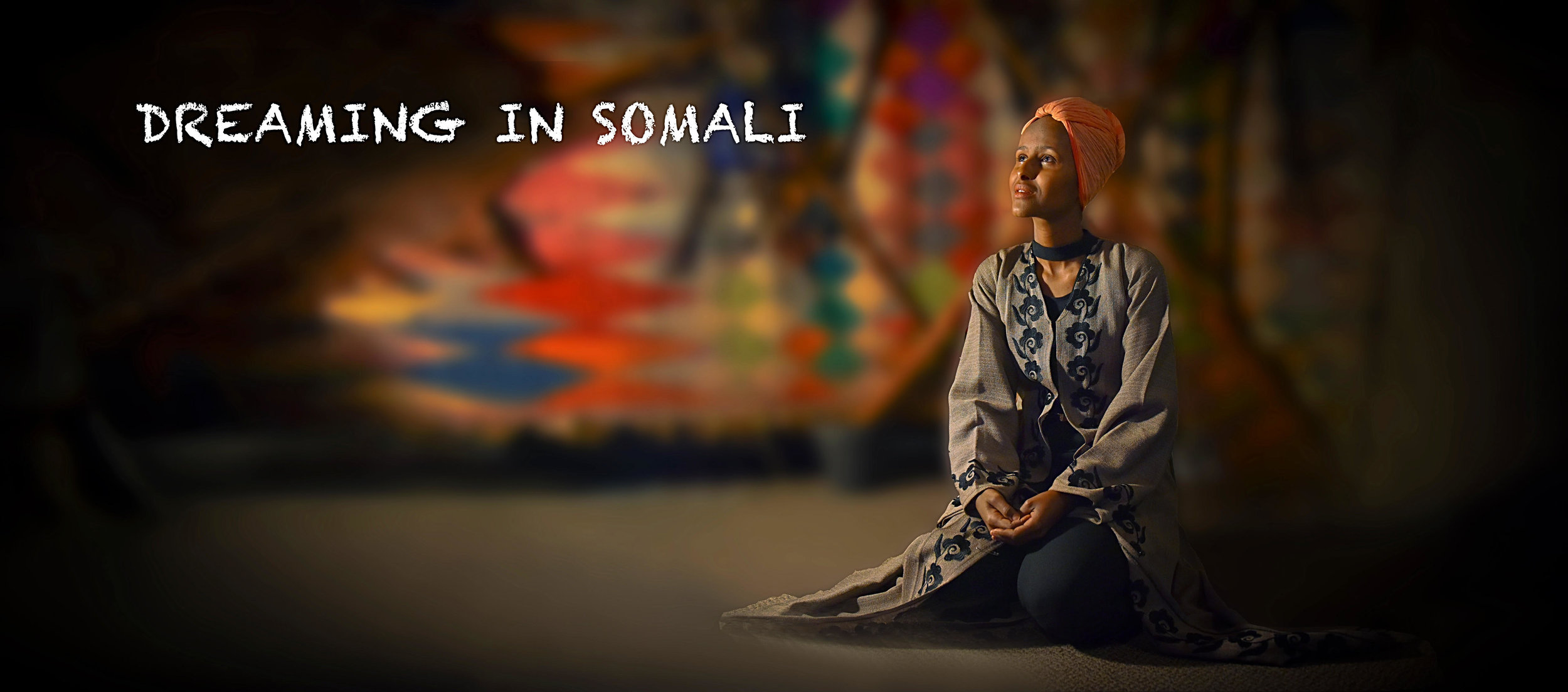 Dreaming in Somali - 'Dreaming in Somali' is a timely exploration of the Somali-American experience through the eyes of four residents of the Twin Cities – a police officer, a union leader, a nonprofit director, and an imam and teacher.