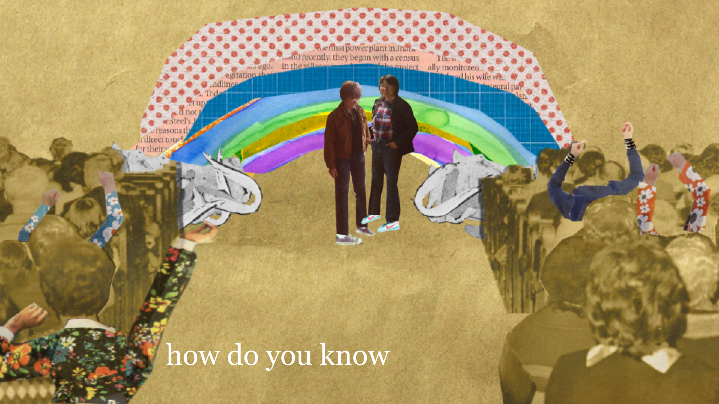 How Do You Know - How Do You Know seeks to reevaluate our modern-day conception of marriage by exploring the social, legislative, economic, and personal forces that drive people to — or away from — formalizing intimate partnerships through the state.