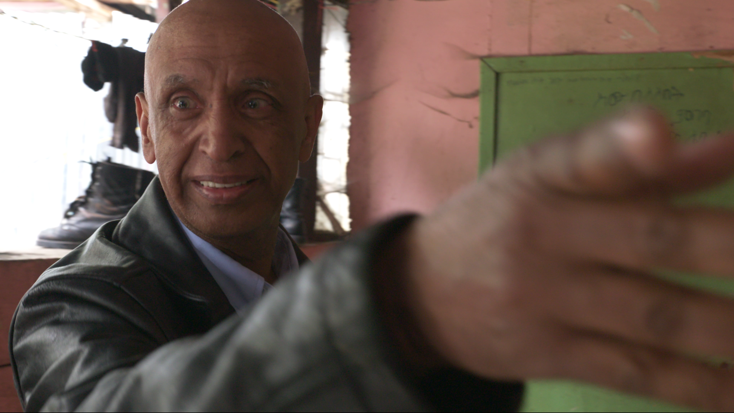 HIGHER 15 - HIGHER 15 is the unbelievable true story of an unlawfully imprisoned Ethiopian man who risks his life to escape from jail and flees to the United States, only to have a chance encounter with his vicious prison guard three decades later.