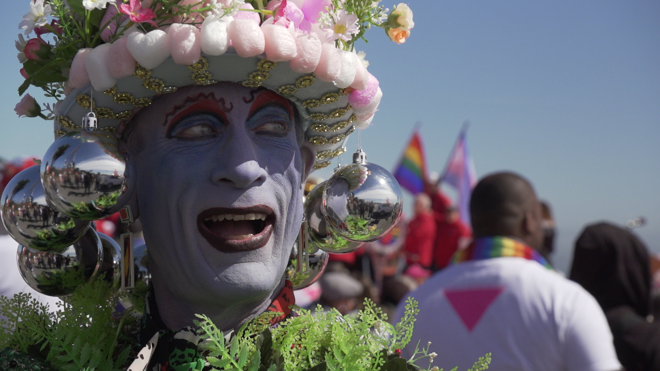Mrs. Vera's Daybook - Having received the coveted Community Grand Marshall appointment for the SF PRIDE Parade in 2019, the once silent character of Mrs. Vera must find a voice to address the concerns of the entire LGBTQ community.