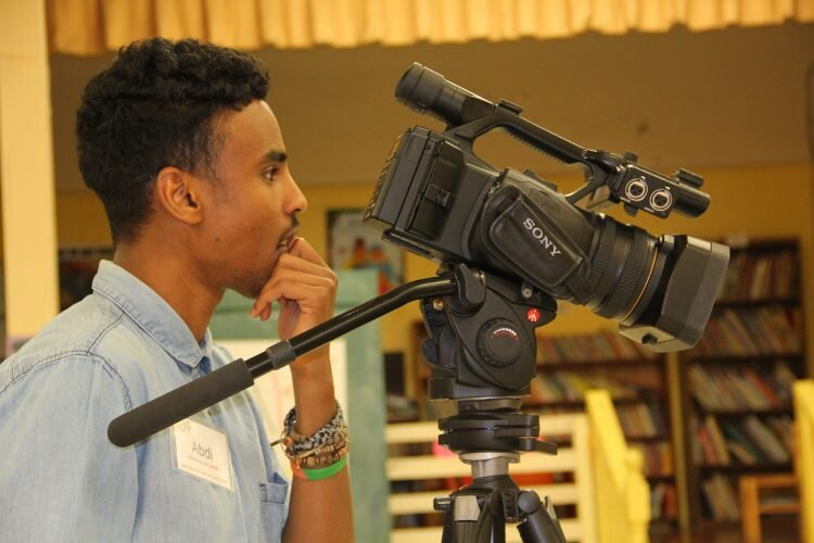 Community Supported Film - COMMUNITY SUPPORTED FILM works to strengthen communities through documentary training, storytelling and public engagement.