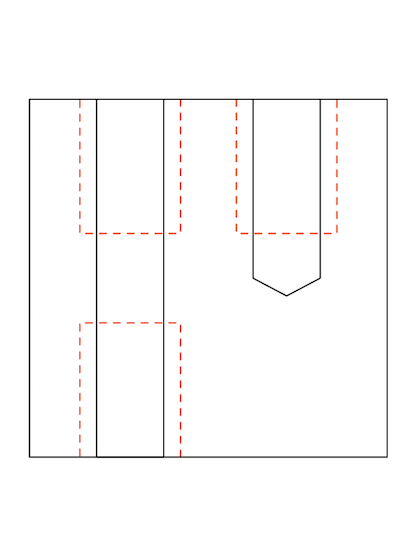 Limit the maximum length of threads to 3 times the hole diameter