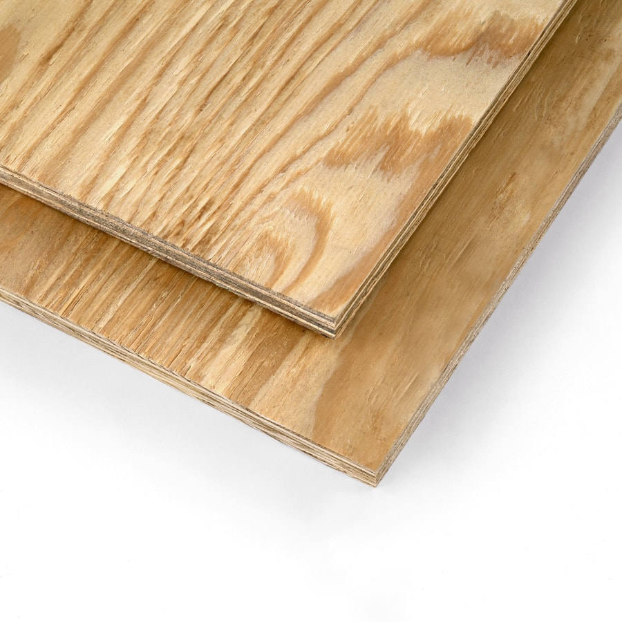 CDX Plywood $