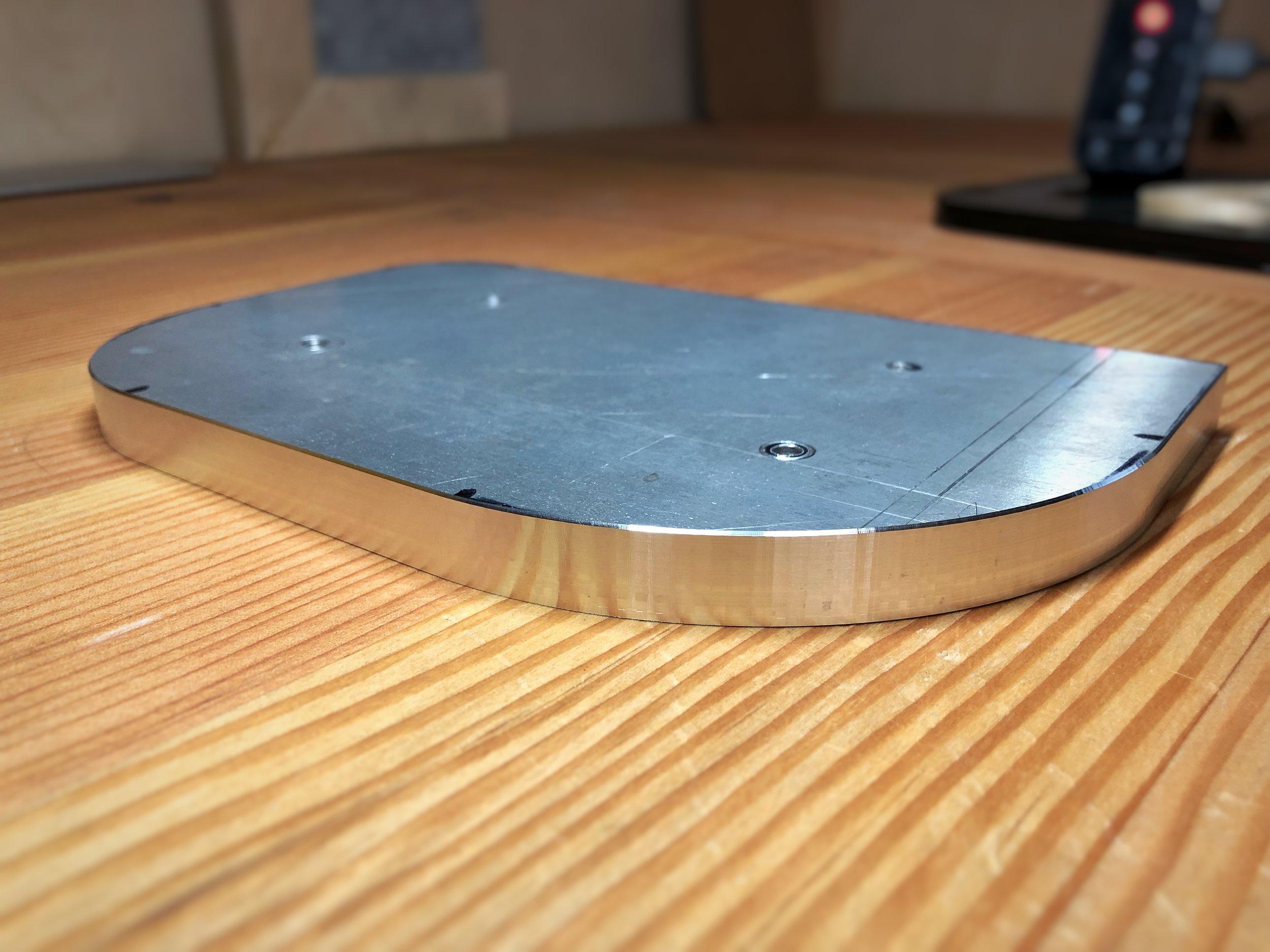 """0.5"""" 6061 Aluminum Sample"""