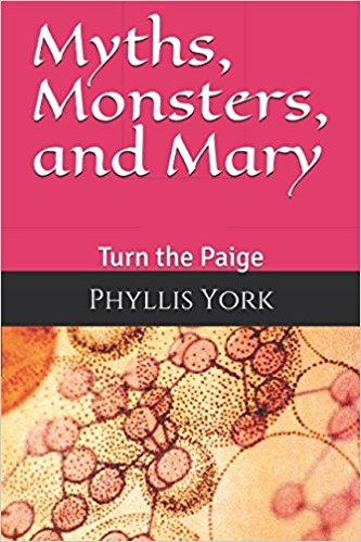The second book in the Myths, Monsters, and Mary series will be released on April 1, 2018. It is available in paperback or ebook from Amazon.    Myths, Monsters, and Mary: Turn the Paige    Paige Harper has traveled the world as the personal assistant to vampire Mary Stuart. Now, with a new baby and the knowledge that she carries vampire DNA, Paige and her partner, Noah, must return to America and try to bring their mortal and vampire worlds together. But the disappearance of Paige's close friend leads her on a hunt that pits her against a powerful enemy and her own mortality.