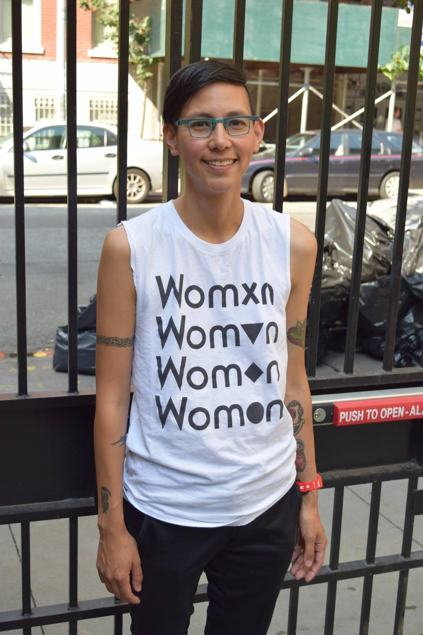 i love my lgbt body non-binary gender