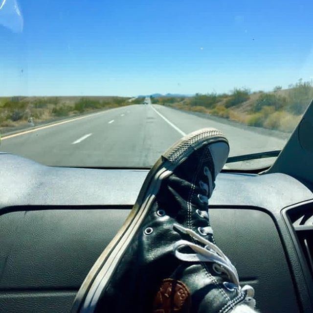California look alive; The SHOE is coming. #socal #hollywood #malibu #livemusic #tour