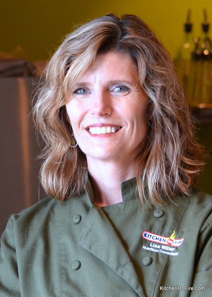 Lisa M Miller, BS, NC