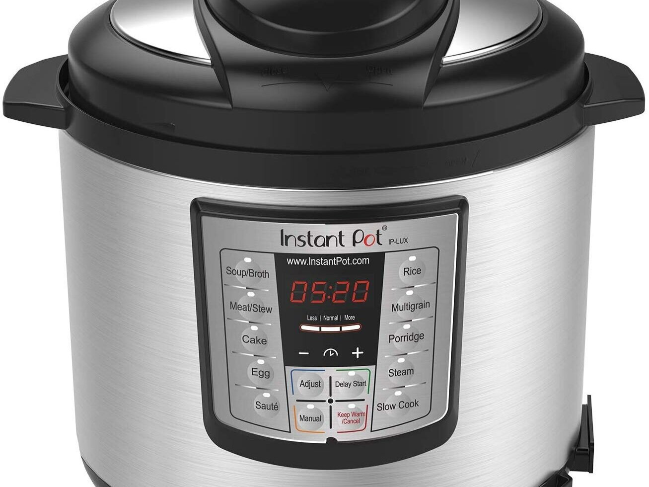 with instant pot -