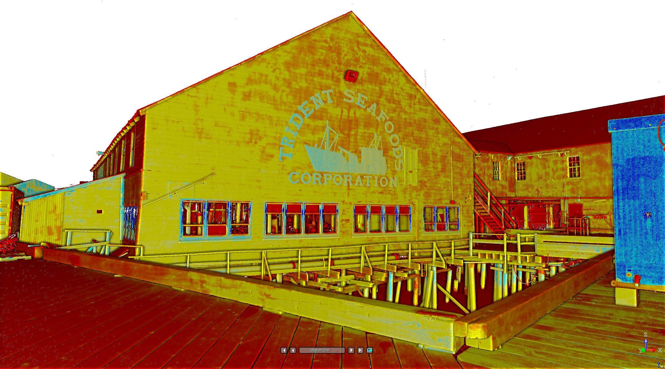 Scan from the dock using intensity values for color.jpg