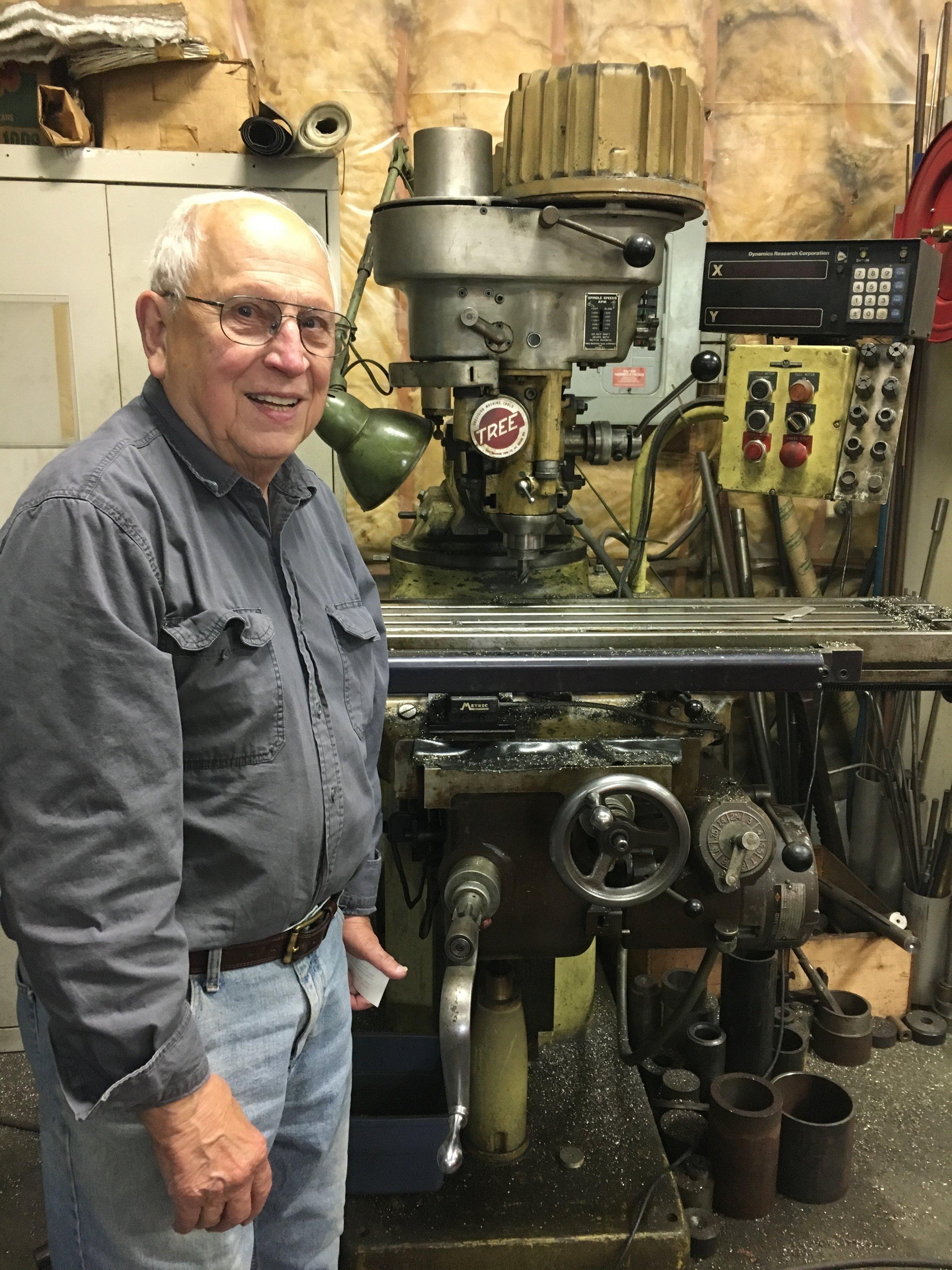 Wayne Matta milling machine.JPG
