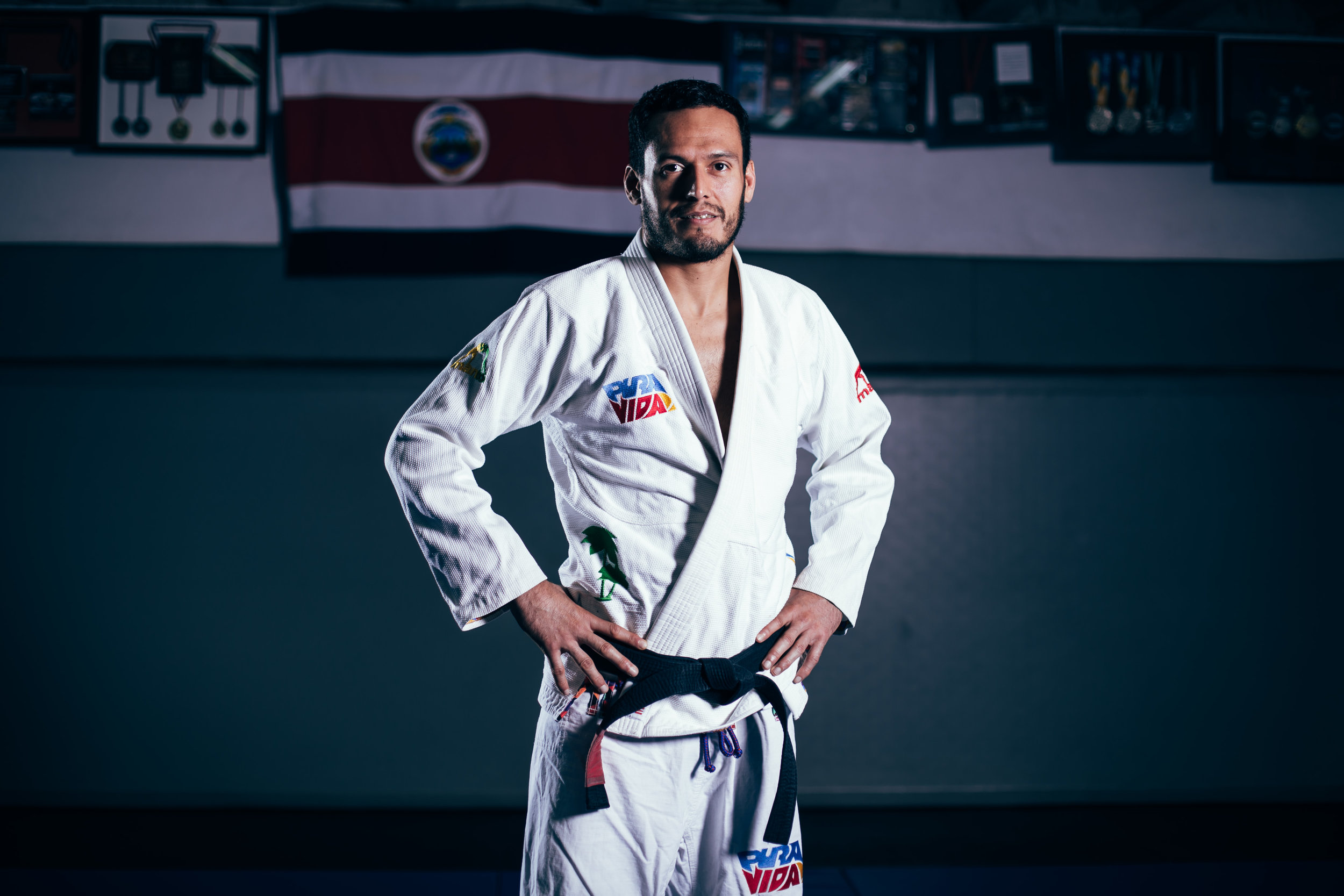 Esteban Arias - Brazilian Jiu Jitsu & MMA Instructor