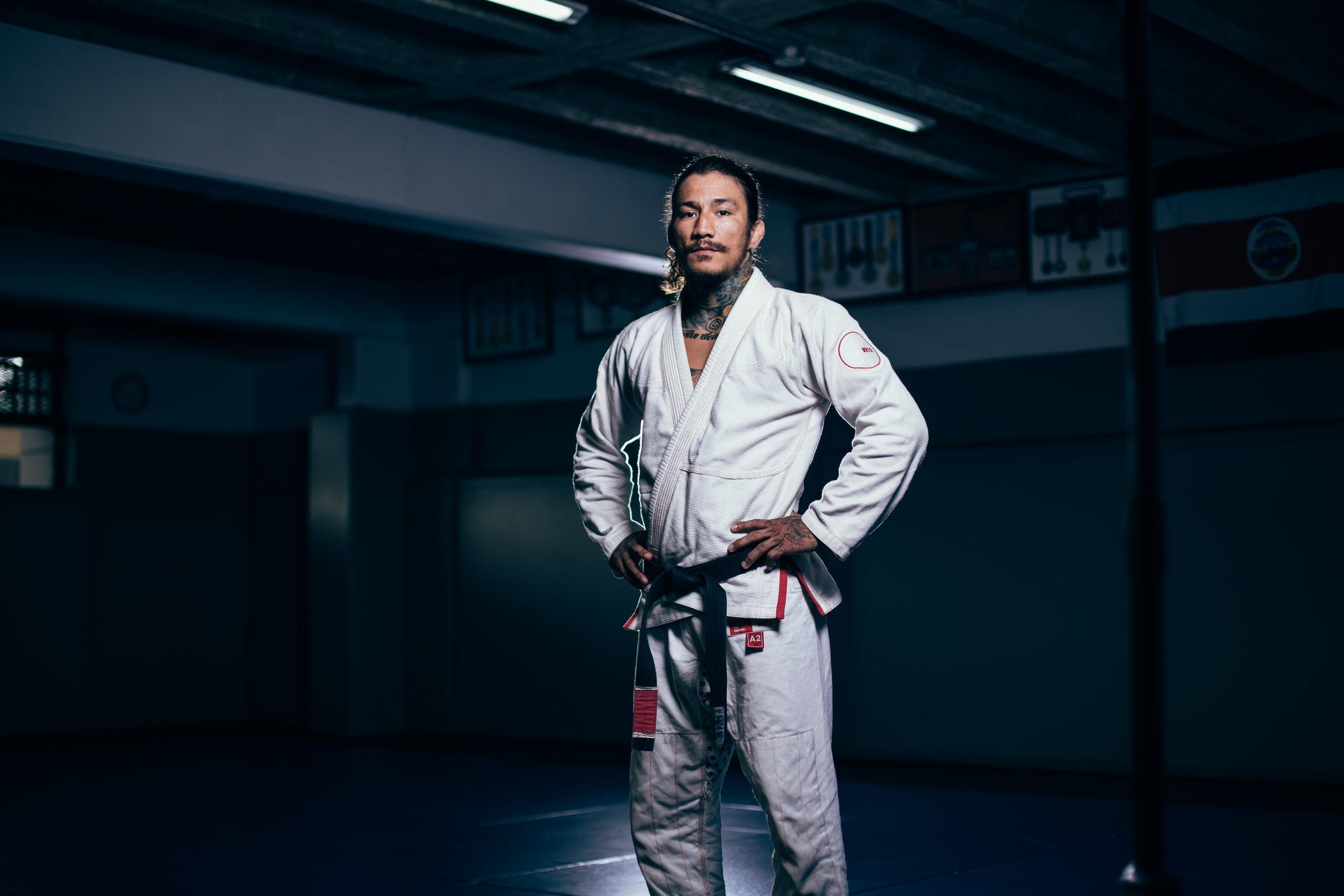 Juan Barrantes - Brazilian Jiu Jitsu Instructor