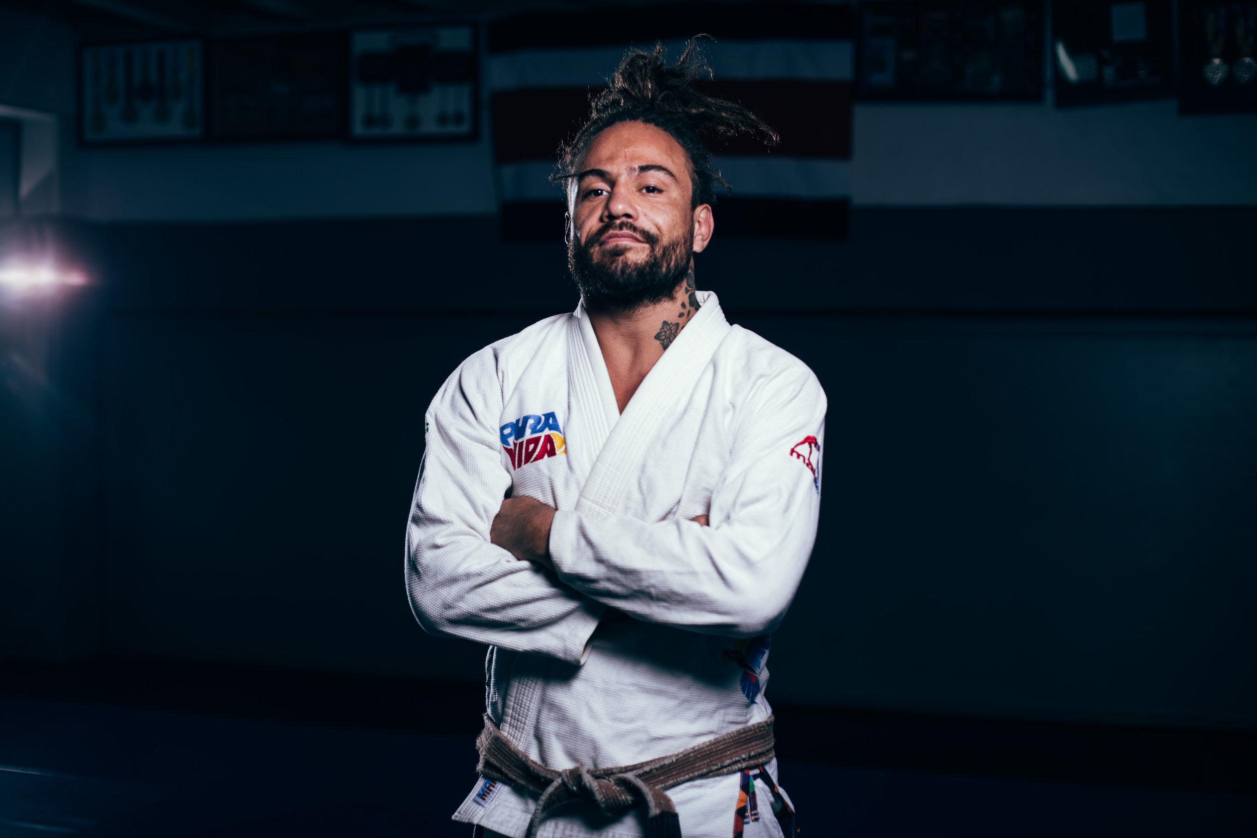 Arannick Montero - BJJ & MMA Fighter/Instructor