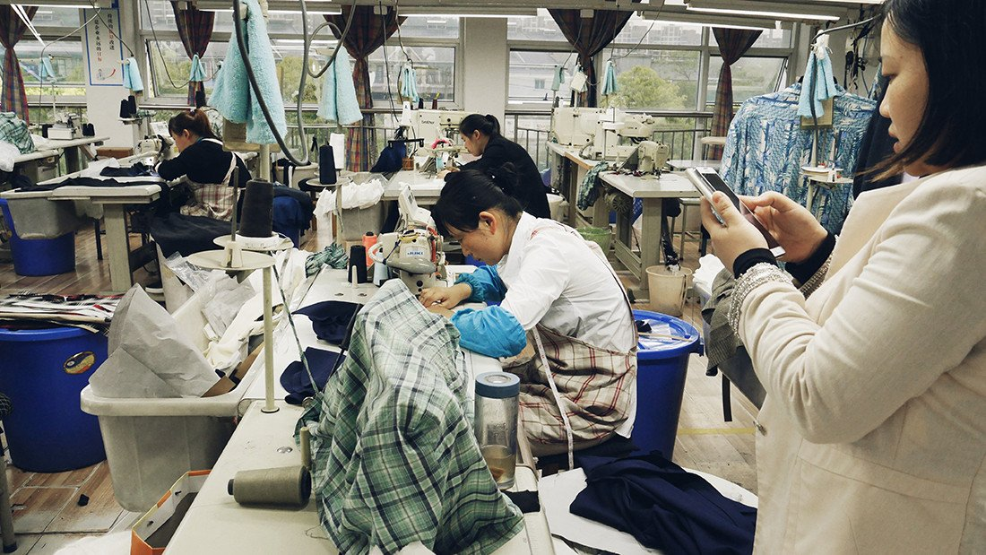 The Factory in China That Manufactures Brass Products