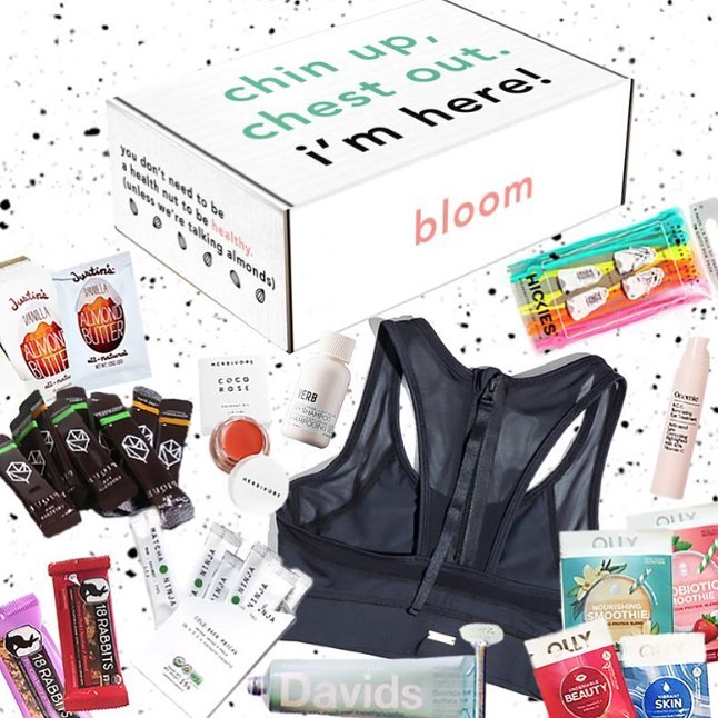 The Wellness Box Sold on Bloom in 2016