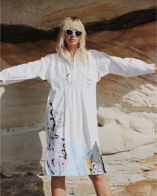 The Sydney Dress Shirt Exclusively Designed for Lucy Folk