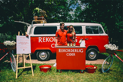 The First Campaign for Rekorderlig Cider
