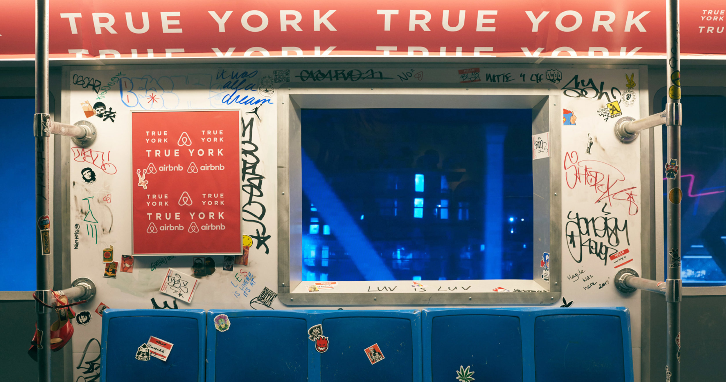 "AirBnB ""True York"" Launch Event"