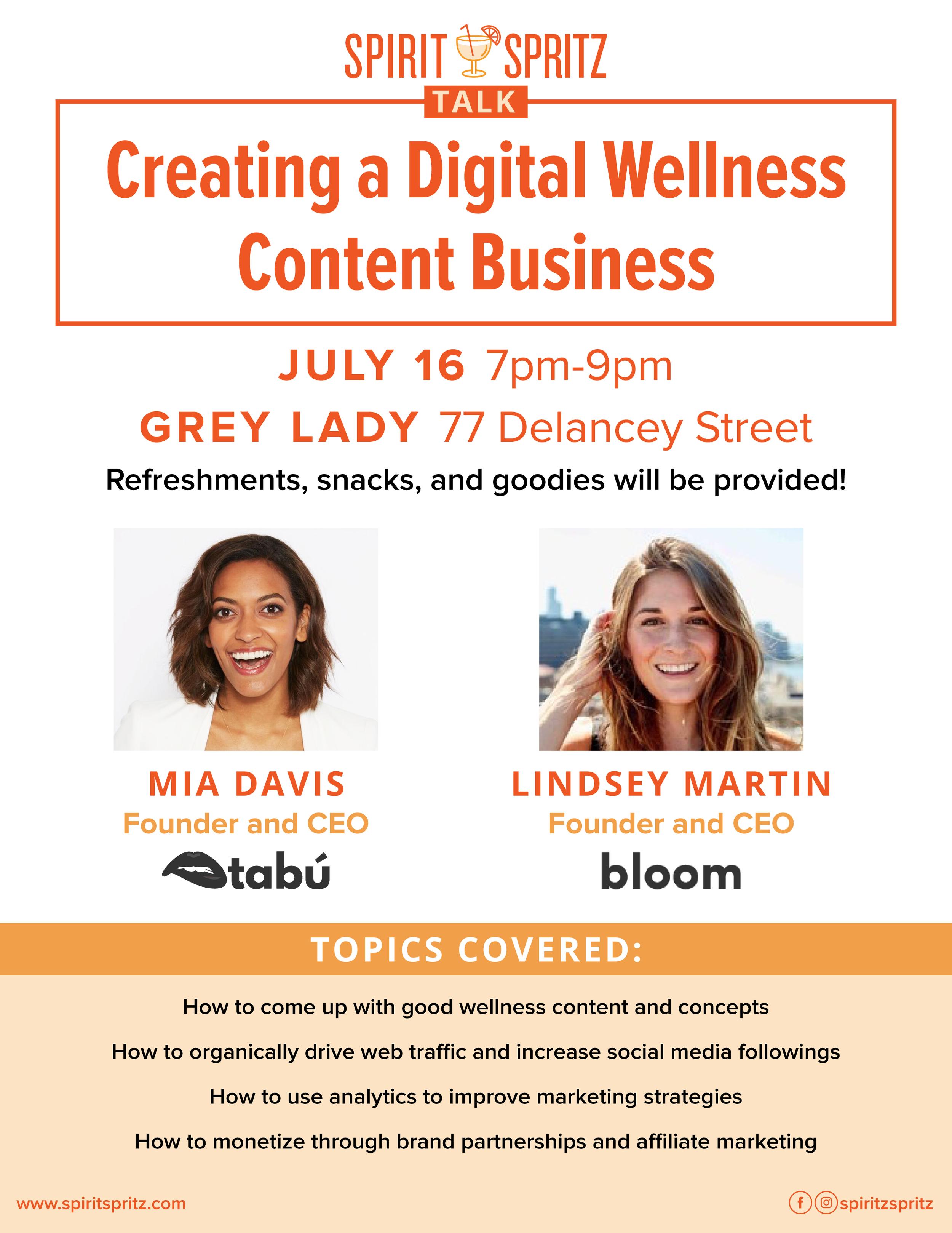 Spirit Spritz Talk Wellness Content Mia Davis Lindsey Martin.png