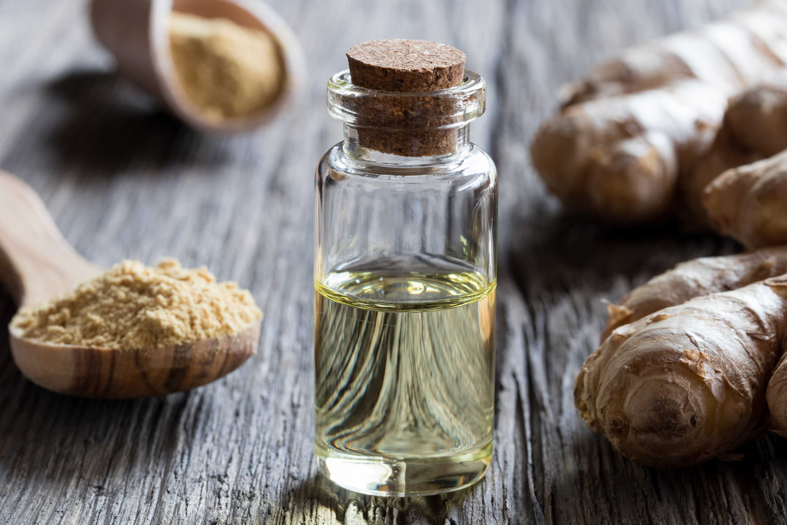 Ginger Essential Oil -