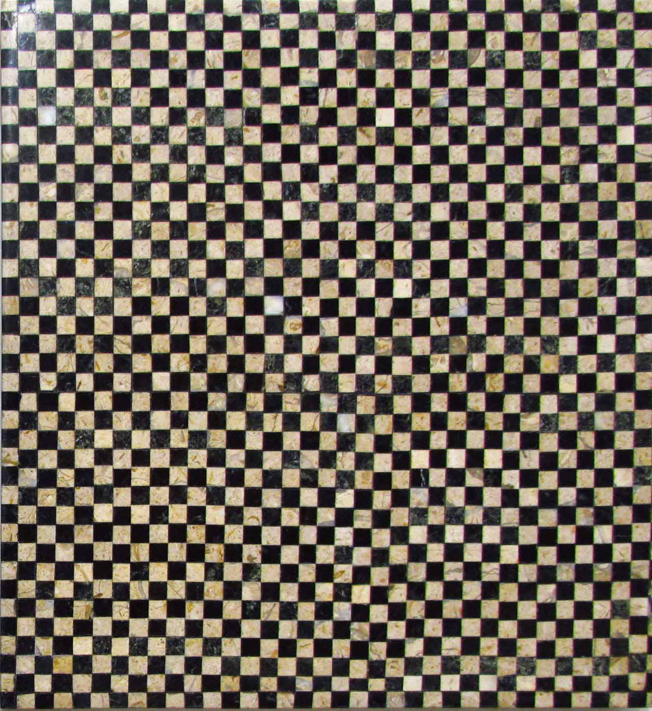Checkered Stone Design