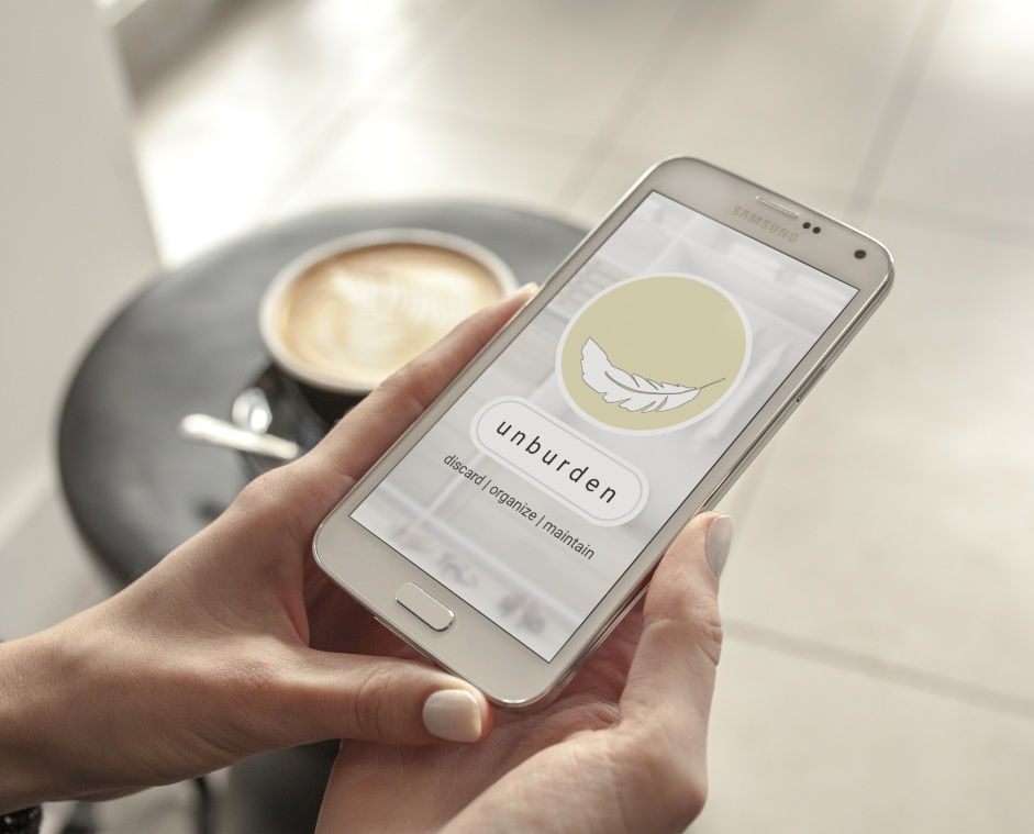 UNBURDEN - Declutting Assistance App