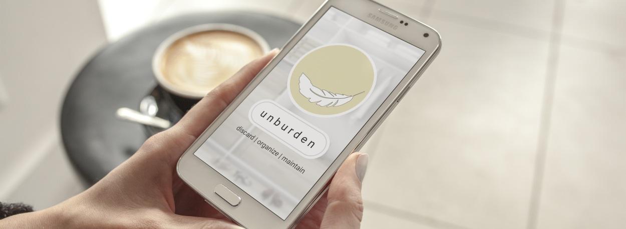 UNBURDEN - Decluttering Assistance App