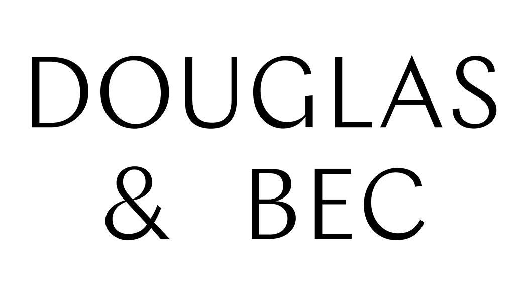 Douglas & Bec logo