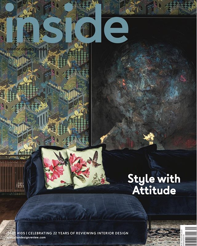 Thrilled to see our  ℛ𝑜𝓈𝑒 ℬ𝒶𝓎 ℛ𝑒𝓈𝒾𝒹𝑒𝓃𝒸𝑒 in this months #insidemagazine @ausdesignreview  Thank you for the kind words @gillian_serisier 🙏🏻 . . . 📷 by @felix_forest  #luxuryinteriors #interiordesigner #architects #interiordecor #designlovers #interiordecoration #instadesign #interiorarchitecture #designdetails #archilover #australianarchitecture #interiorstyle #insidemagazine @ausdesignreview #ninamayaprojects