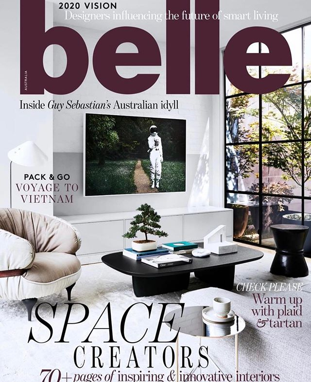 Thrilled to have our Glasshouse project featured in this months @bellemagazineau  Aug/Sep issue out now!  Thank you Harry Roberts for the beautiful words and @felix_forest for the stunning 📷 . . . . .  #bellemagazineau #smartspaces #homestolove #smartdesign #homesweethome #paddington #luxuryinteriors #interiordesigner #architects #interiordecor #designlovers #interiordecoration #instadesign #interiorarchitecture #designdetails #archilover #interiorstyle  Special Thank You to all our project partners @_zetr_ @_inlite_ @axolotlgroup @poliformaustralia @designerrugs @coshliving @euromarble @ispacesolutions @winningappliances @escea_fireplaces @cdkstone @rogerseller @douglasandbec @unique_fabrics @lovelightblinds