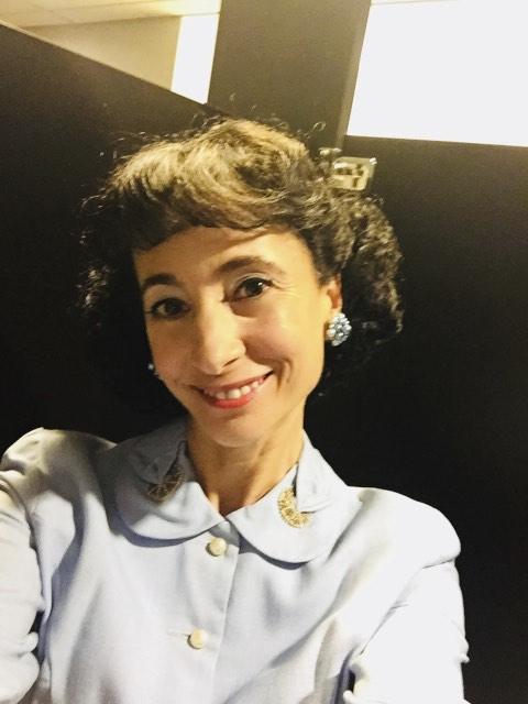 The Marvelous Mrs. Maisel TV Shoot 1950's Season 2 The Baby Shower Scene 2018 copy 3.jpg