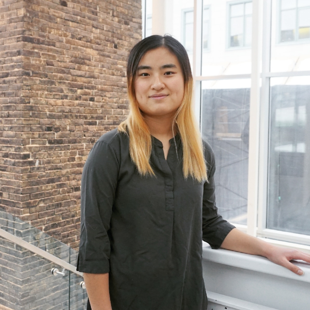 Lucy Xiang - Fundraising Lead