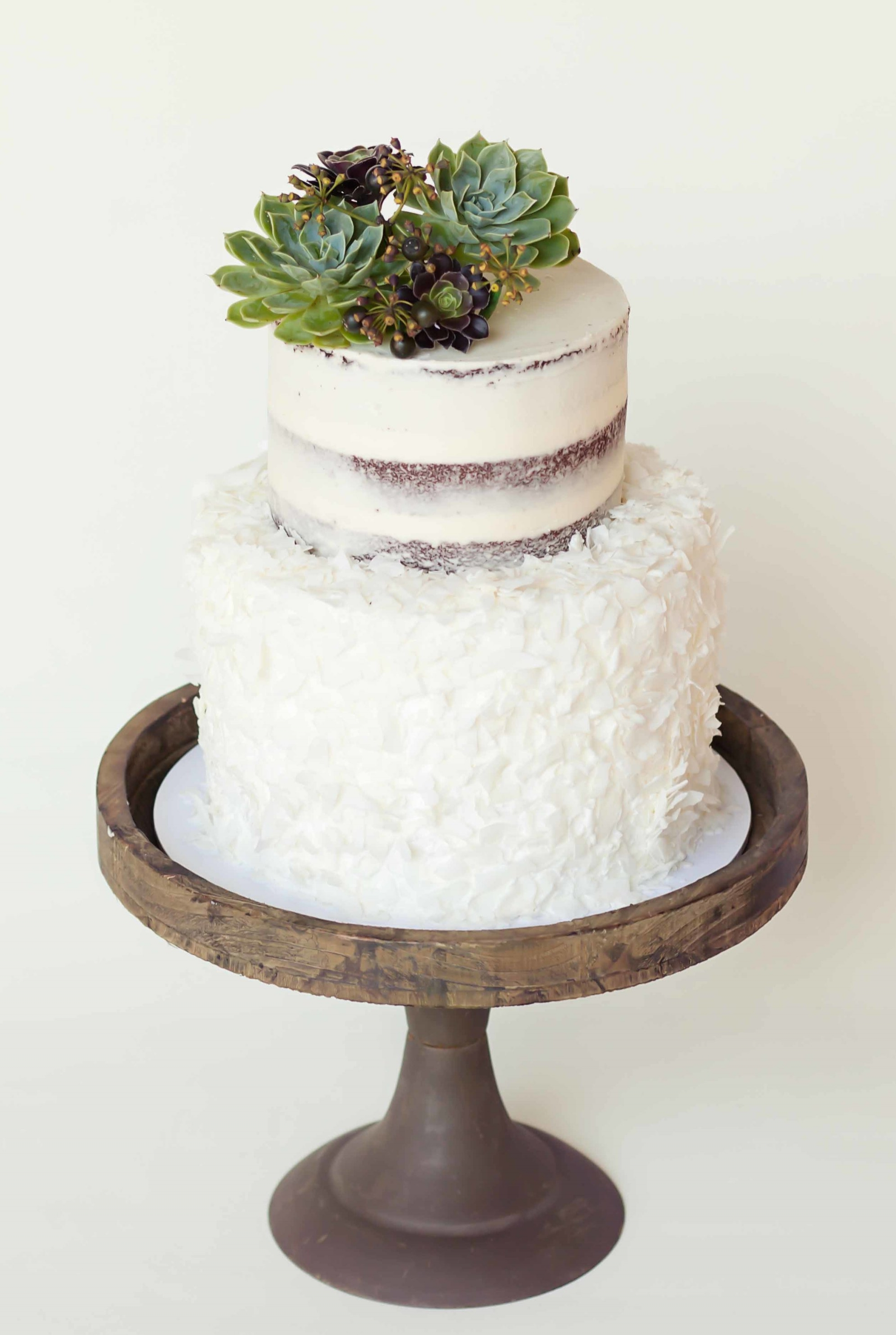 Coconut semi naked cake with flowers.jpg