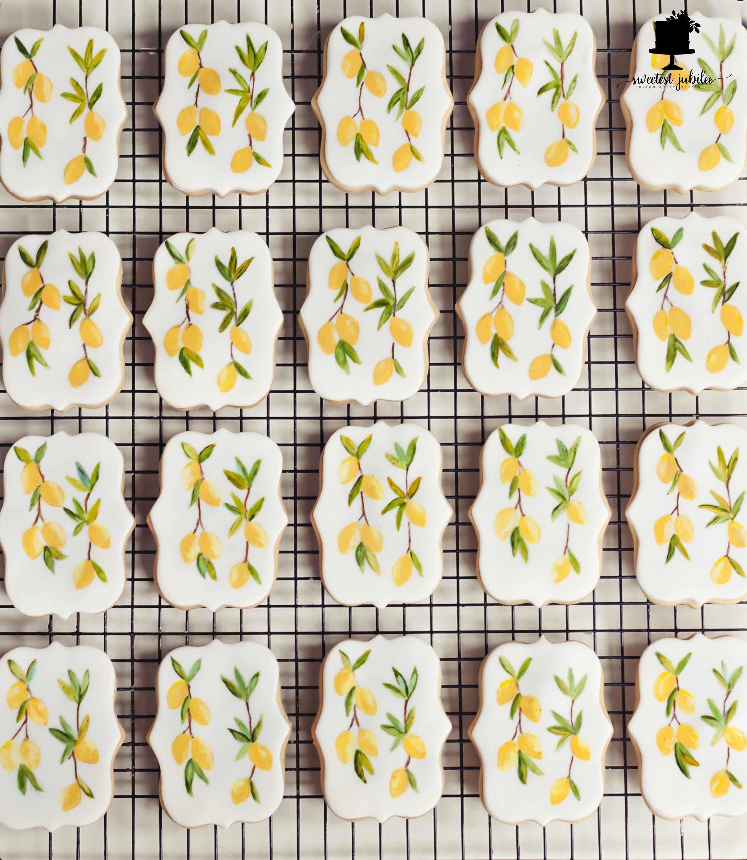 Lemon cookies - Georgie.jpg