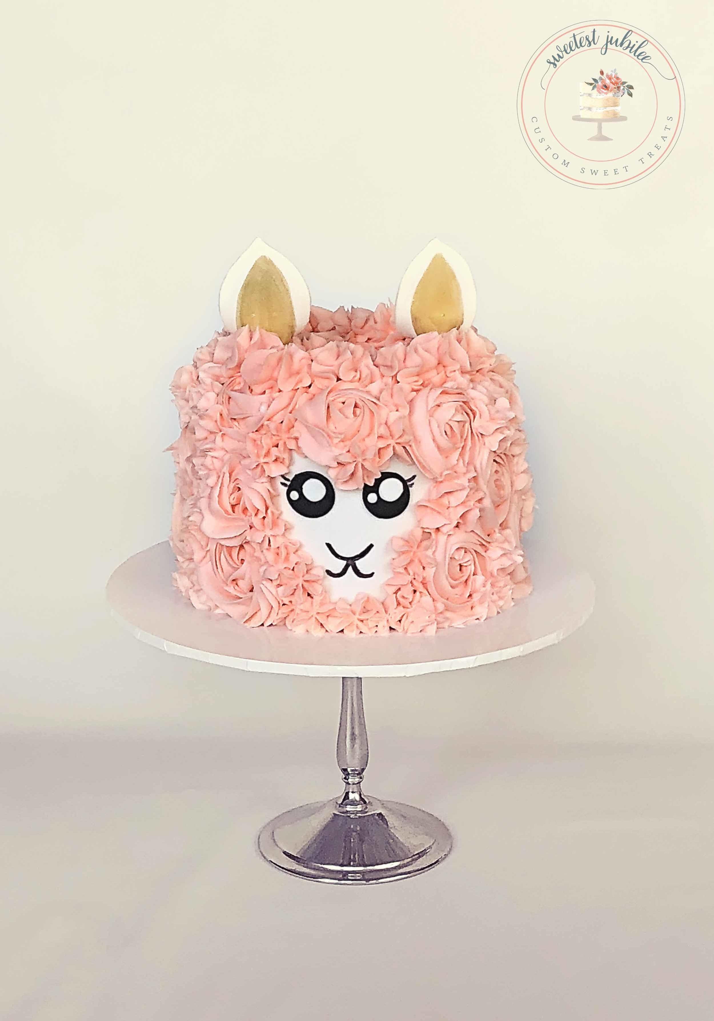 Amy - 40th Alpaca cake.jpg
