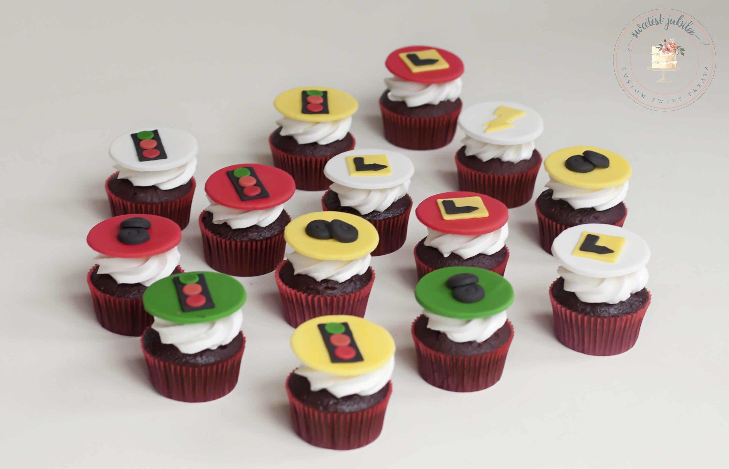 Sebastian cupcakes - cars.jpg