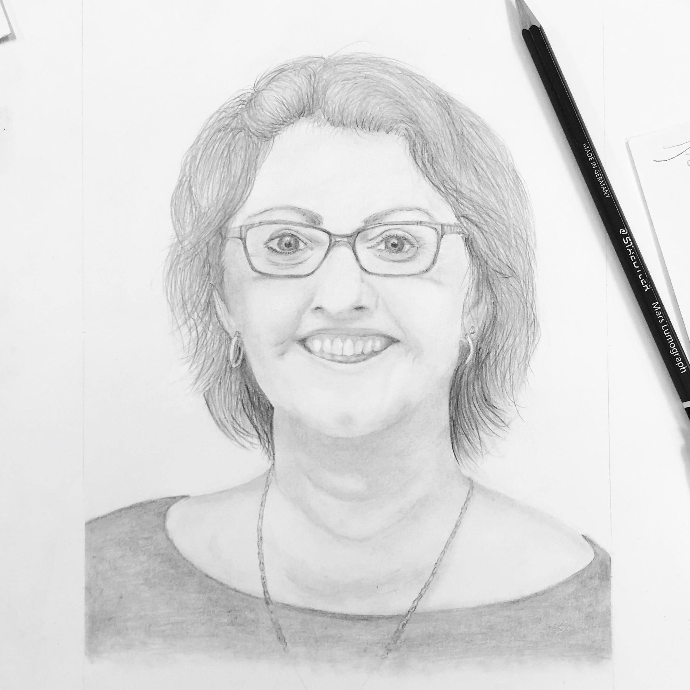 Week 5 & 6 - Portrait