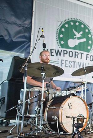 Tom Hudson Drums