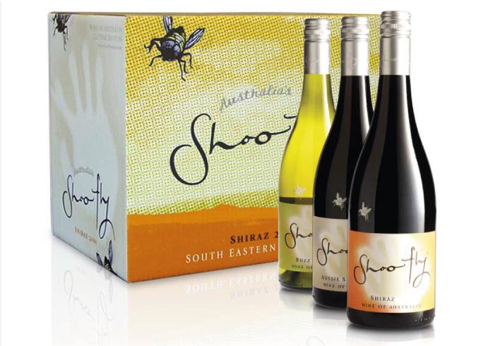 Shoofly Wine – Packaging