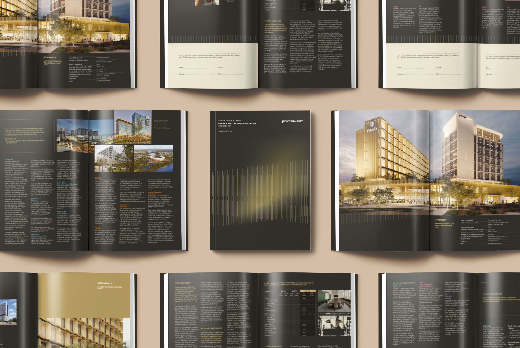 Primewest – Property Development Brochure