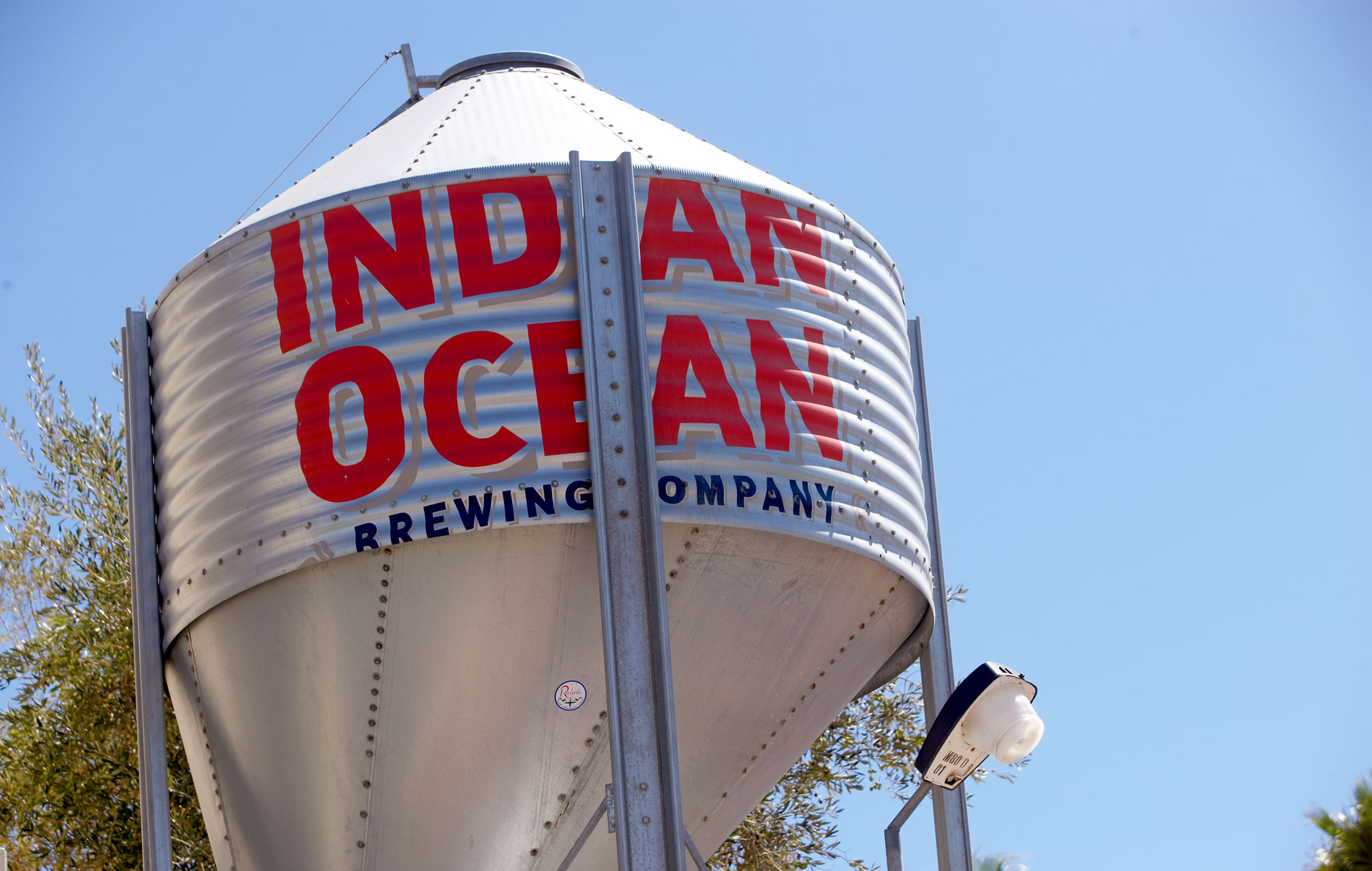 Indian Ocean Brewing Company – Silo Graphic
