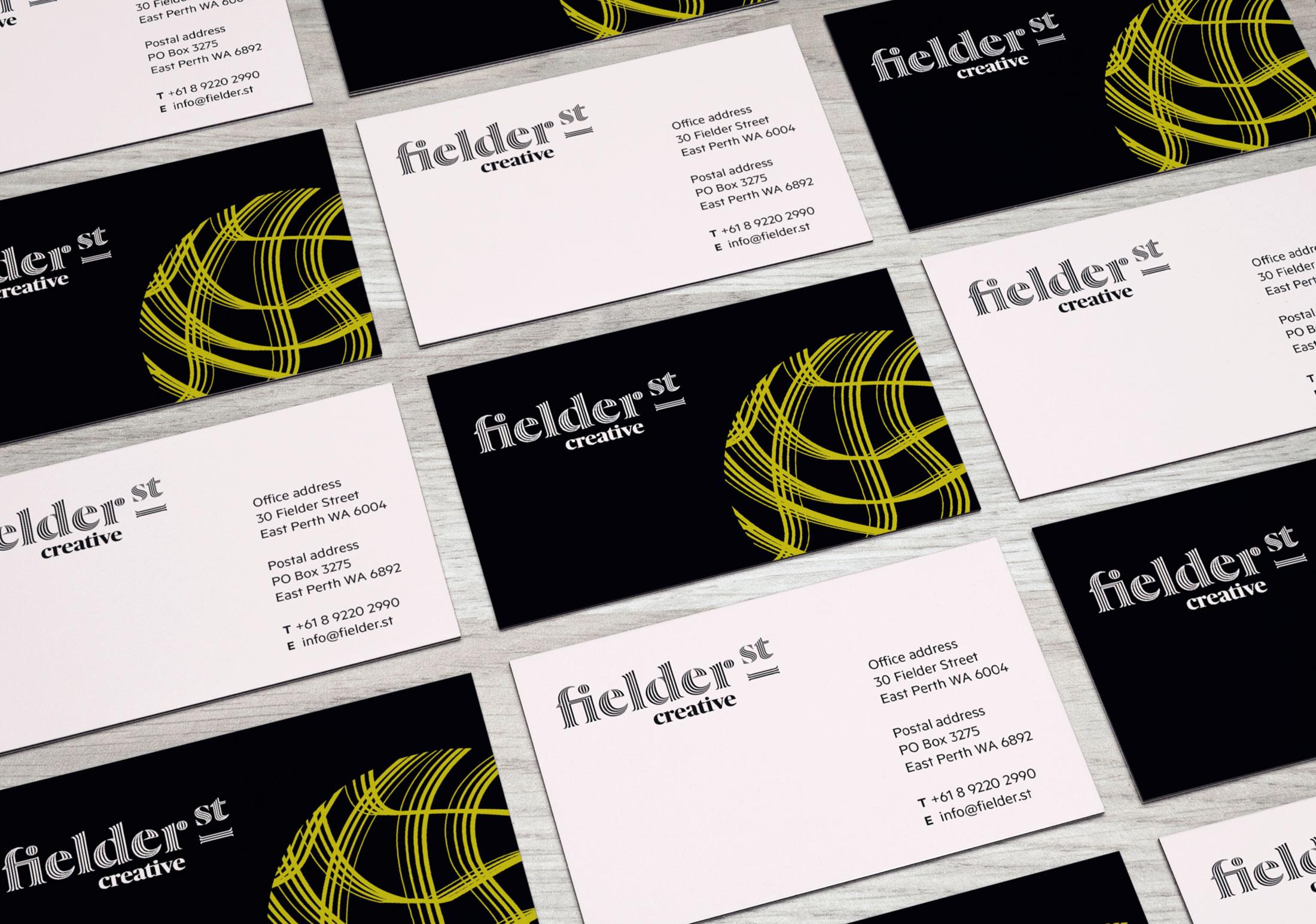 Fielder Street Creative – Business Cards