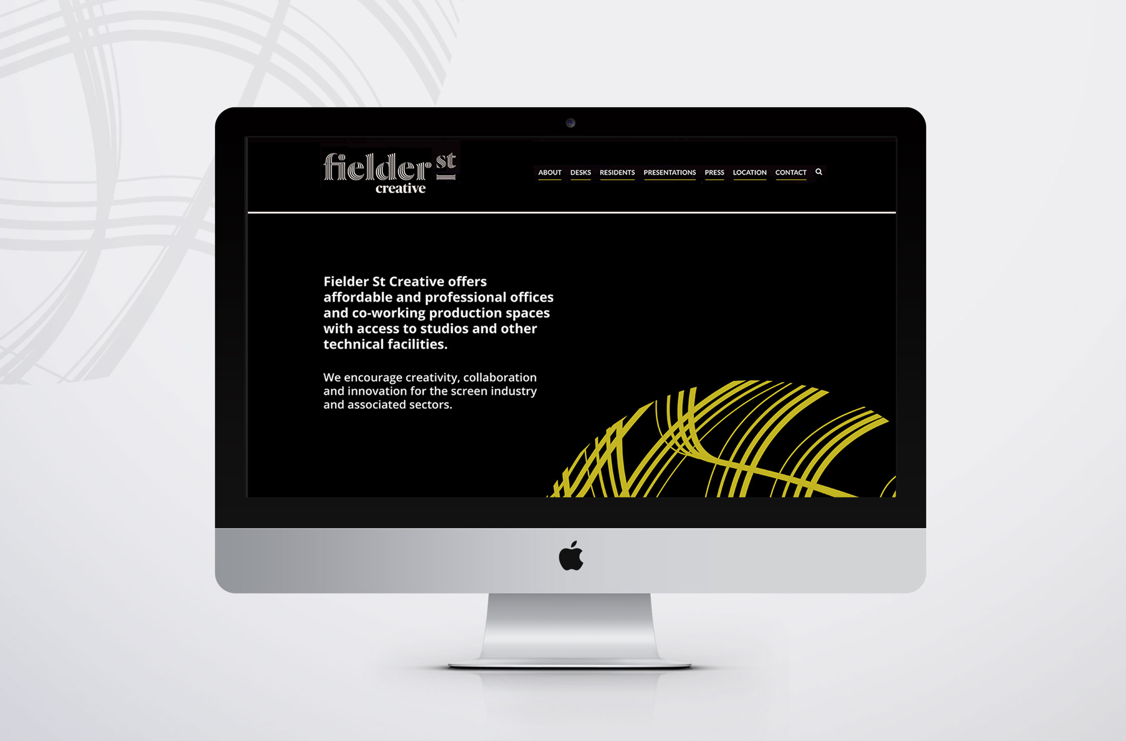 Fielder Street Creative – Website