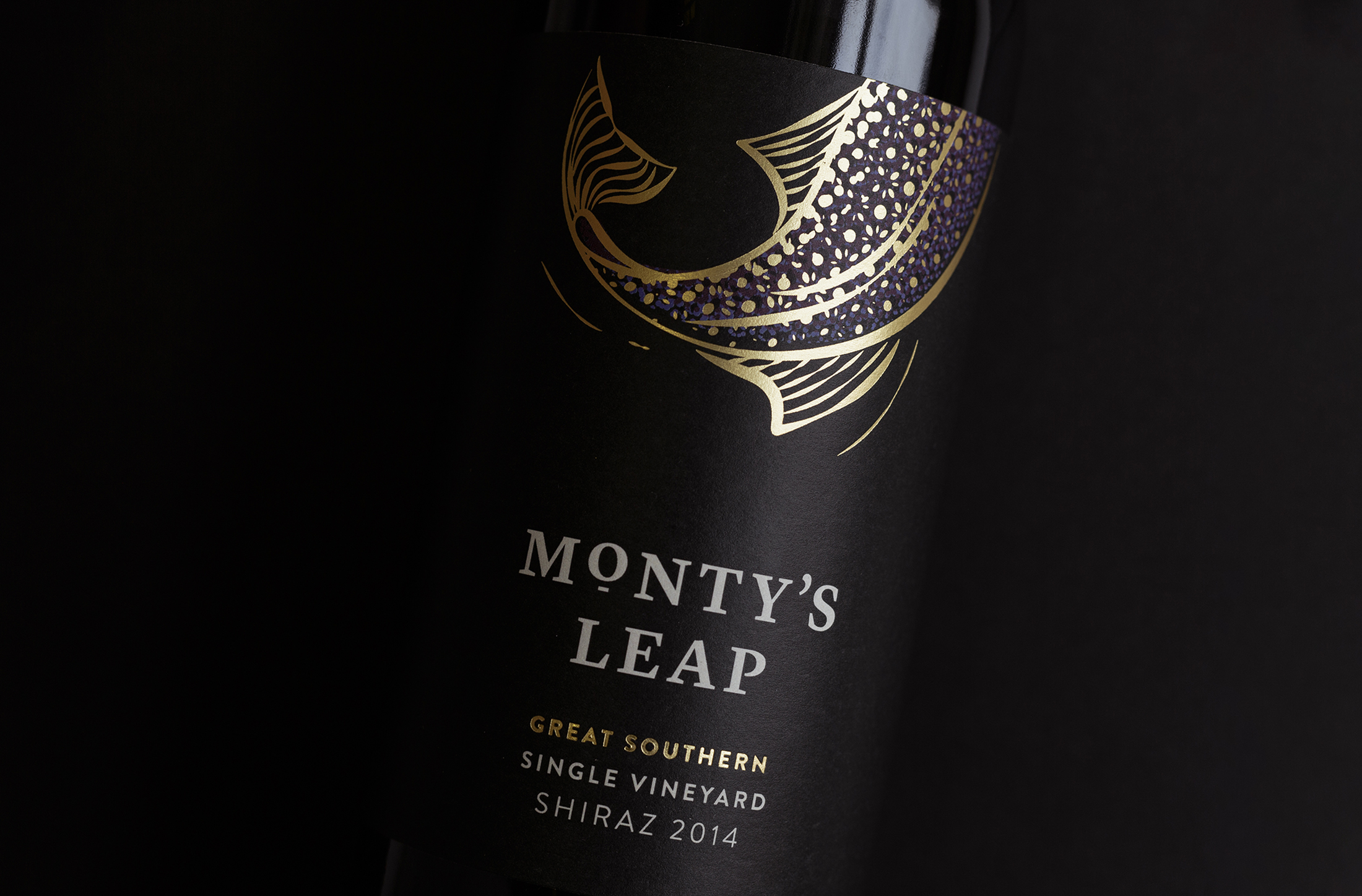 Monty's Leap - Premium Shiraz