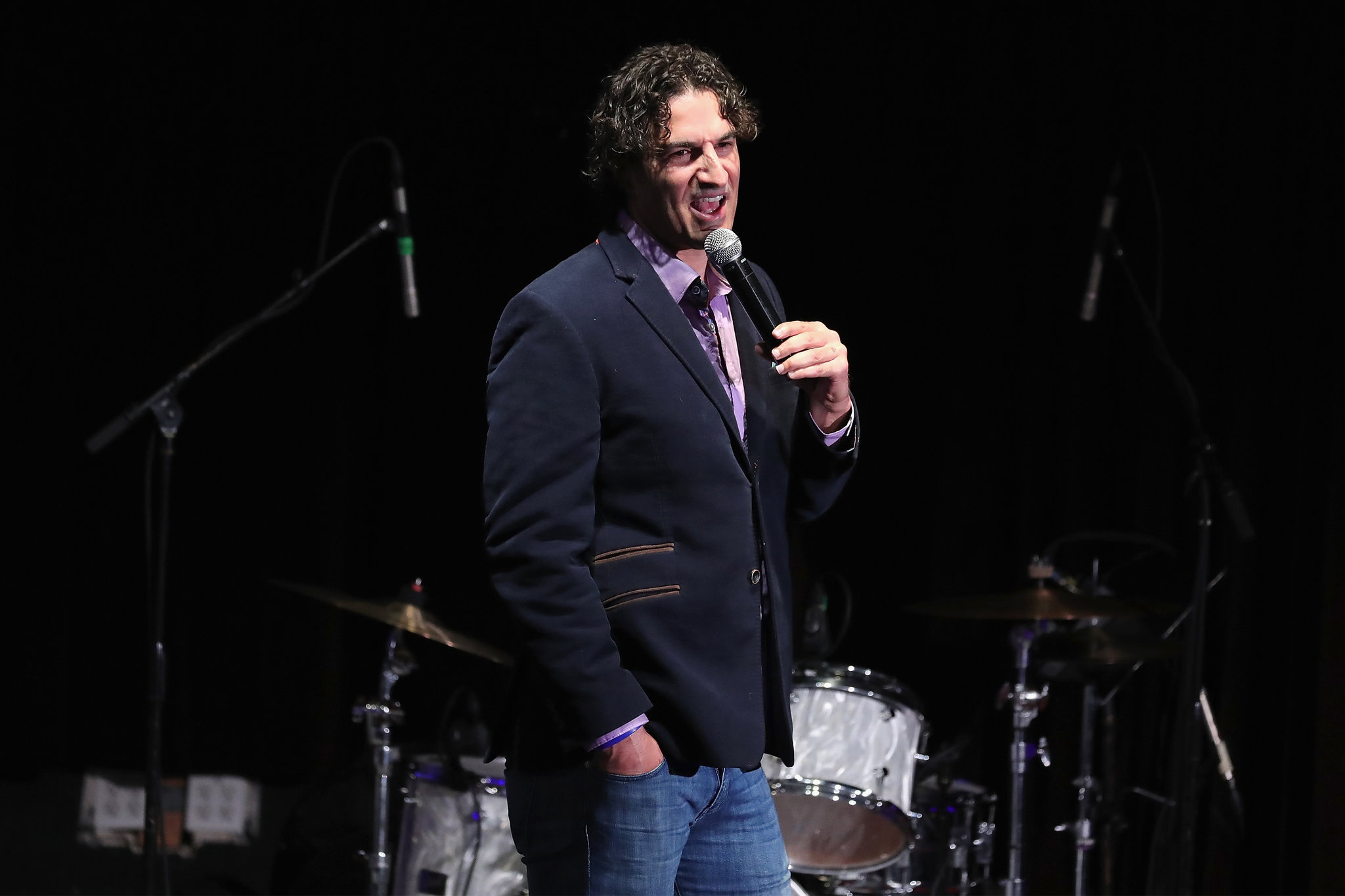 """Gary Gulman is one of several comedians helping the stand-up showcase """"Whiplash"""" celebrate its 10th anniversary on Tuesday night at the Bell House."""
