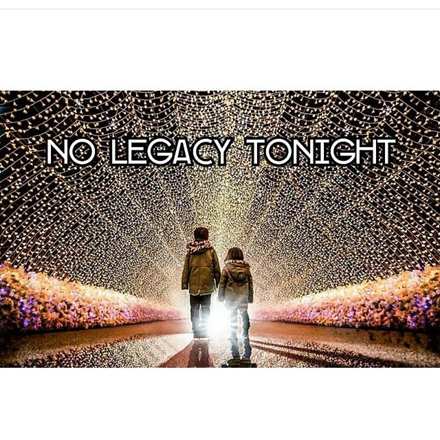 Quick reminder, no legacy tonight! But we can't wait to see yall next week!