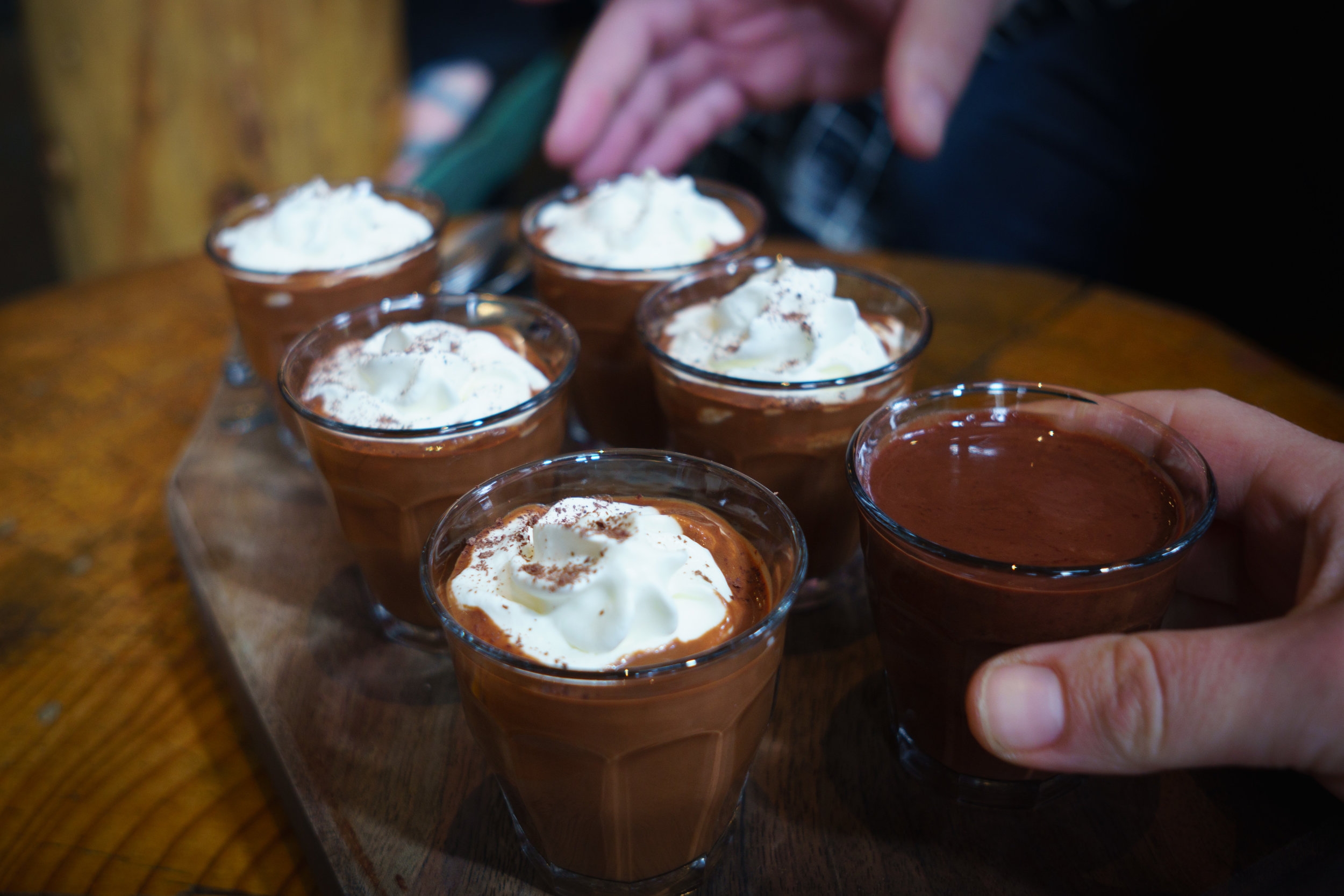Book one of our Chocolate Pursuit Walking Tours! Find out more in our Tours section!