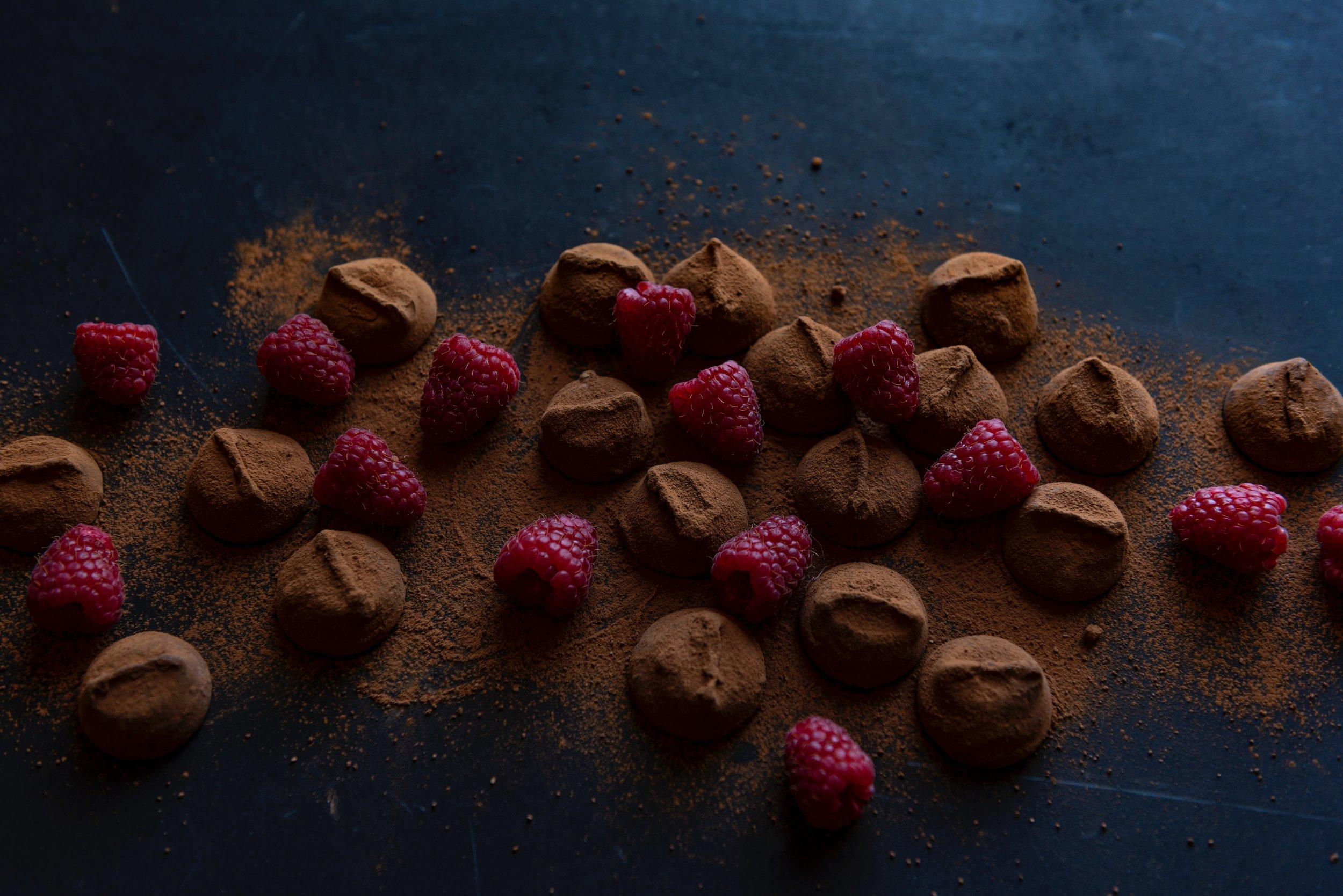 Valentine's Day Chocolate Class PCC