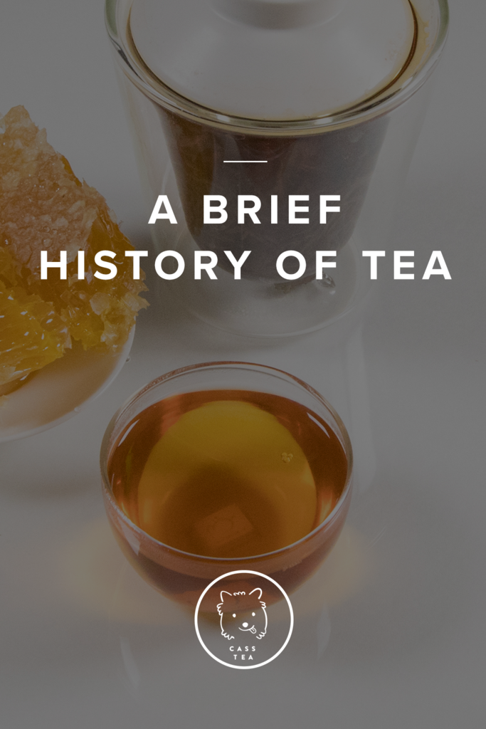 Tea has a long history filled with legend, myth, and above all... deceit. This brief blog post will bring you through the origins of tea - and one of the largest instances of corporate espionage the world has ever seen.